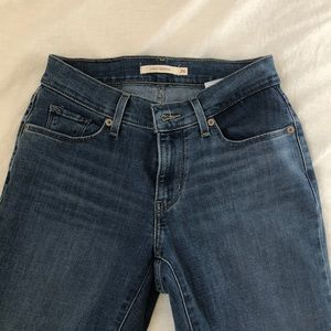 Levi's curvy bootcut jeans Size 26 almost new